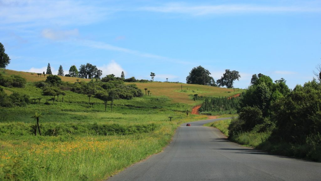 Driving the Panorama route - Renting a car in South Africa and Swaziland