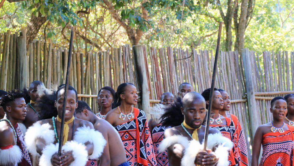 Mantenga Swazi Cultural Village