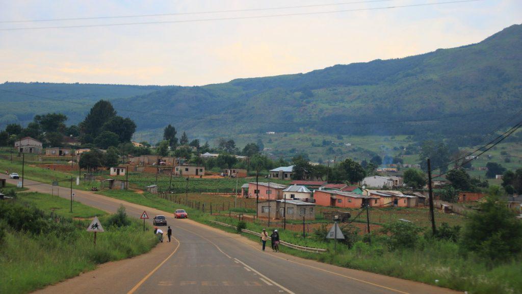 Driving in Eswatini