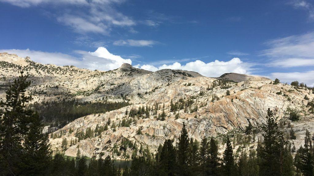 Yosemite near Vogelsang
