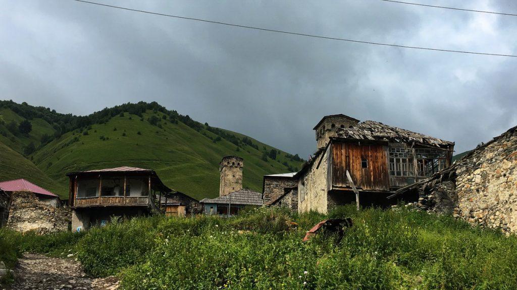 Adishi village