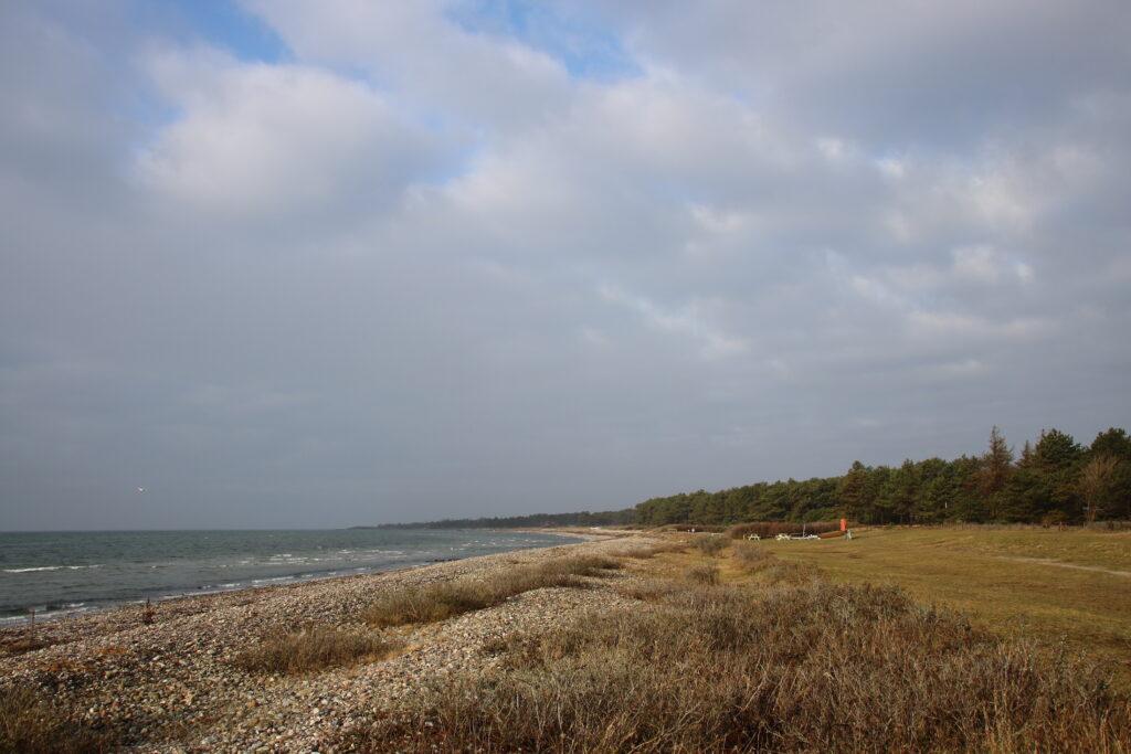 Beach on Sjællands Odde