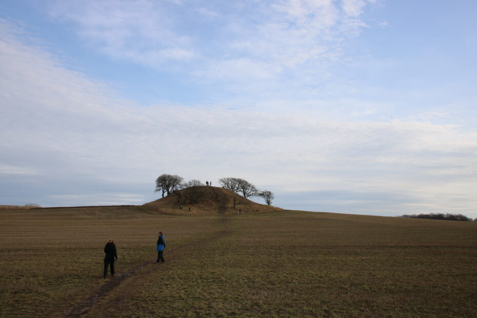 Vejrhøj is the tallest hill in western Sealand